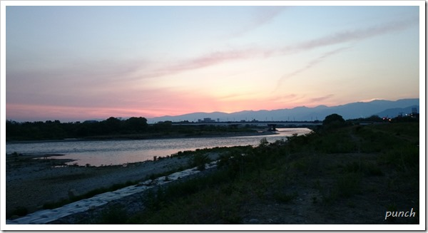 長野県某川