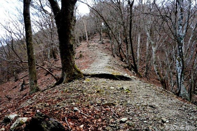 栗ノ木洞&櫟山