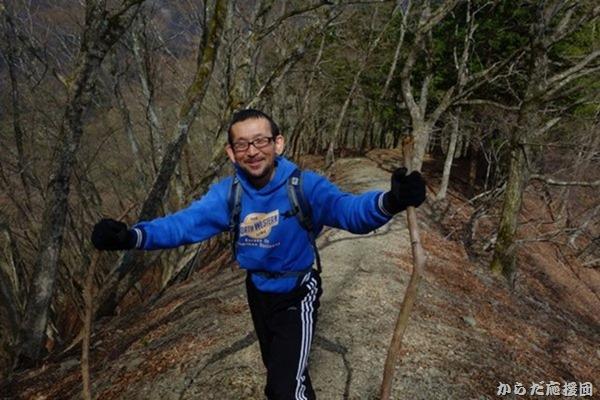表丹沢県民の森~櫟山