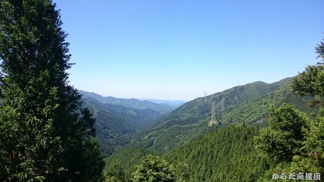 東丹沢岳ノ台周遊
