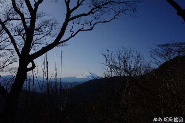 大山富士見台