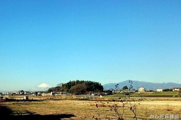 富士山よりも大山のほうがデカイ!