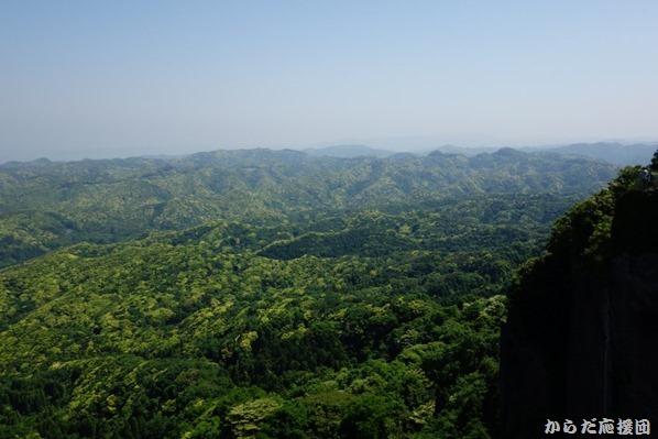 鋸山からの眺望
