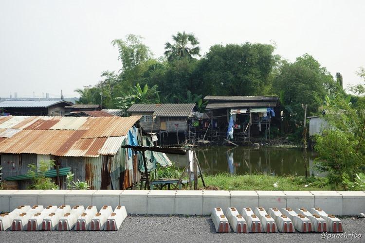 タイ国鉄北本線3等車
