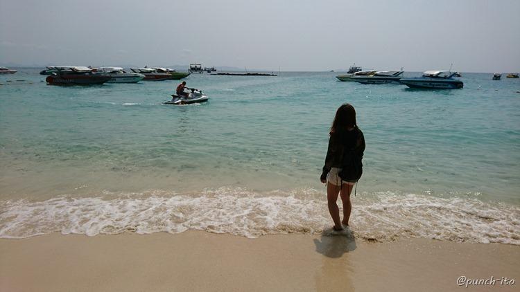 ラン島ヌアルビーチ