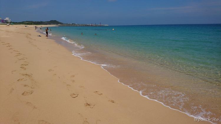山水沙灘 Shanshui Beach
