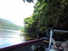 釣りとトリガーポイントと私-避暑