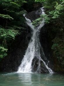 釣りとトリガーポイントと私-滝